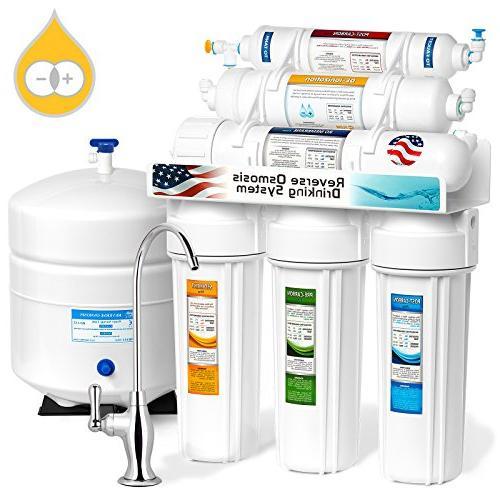Express Water Deionization Reverse Osmosis Water Filtration