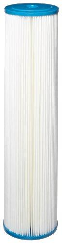 """Hydronix SPC-45-2005 Polyester Pleated Filter 4.5"""" OD X 20"""""""