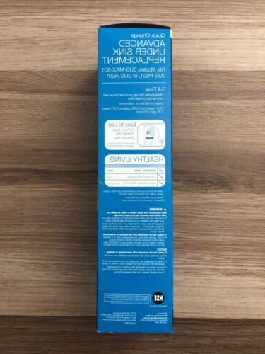 Filtrete Advanced Water Filter Replacement