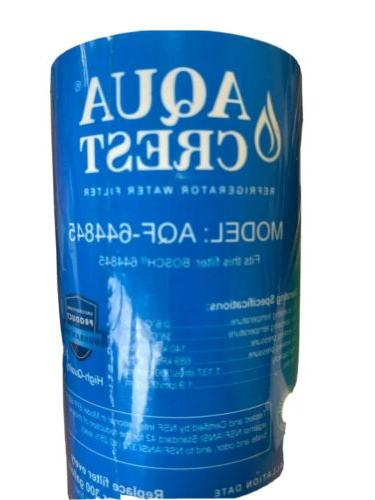aquacrest 644845 refrigerator water filter