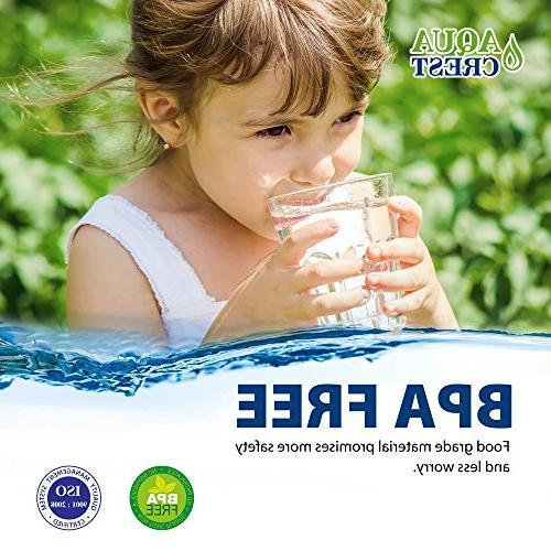 AQUACREST Water Compatible Filter 46-9010, PUR W10186668, NLC240V