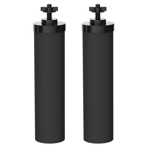 berkey bb9 2 black purification elements compatible