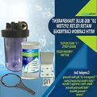"""10"""" Big Blue Transparent Whole House System with 4.5x10"""" B"""
