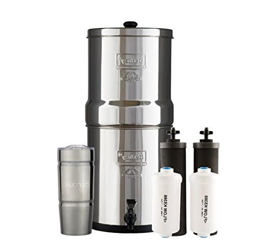 big water filter system