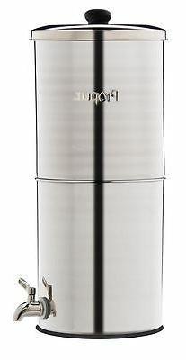 "Propur BIG Water Filtration System & 3 ProOne 7"" G2.0 Filter"