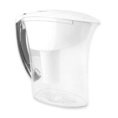brita 6 cup amalfi pitcher gallons water