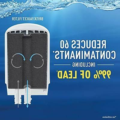 Brita Purifier Cleanser Water Filtration Tap Filters