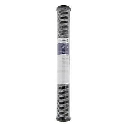 Pentek C1-20 20 inch 2 1/2 inch Activated Carbon Cellulose C