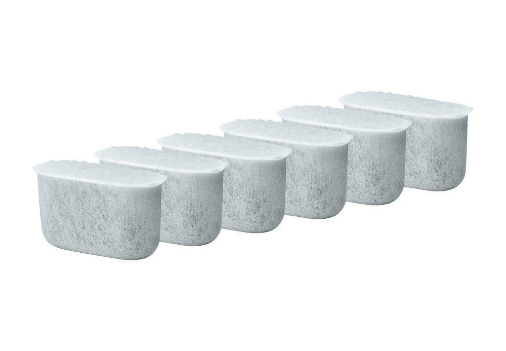 6 Pack Water Filters Compatible with Cuisinart Coffee Makers