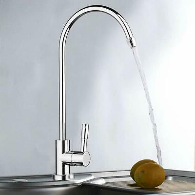 Chrome Non-Air Reverse Osmosis Filter Faucet