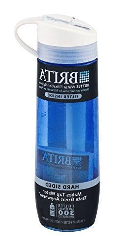 Clorox Sales - Brita 35808 Brita Bottle Sided Blue