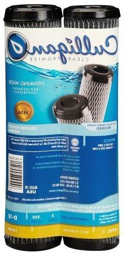 Culligan D-10A Level 1 Drinking Water Replacement Cartridge