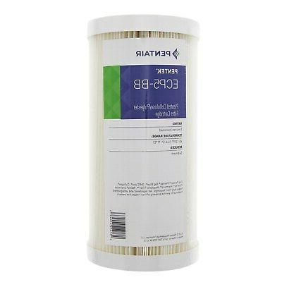 Pentek PENTEK-ECP5-BB Pleated Sediment Water Filters - 5 Mic