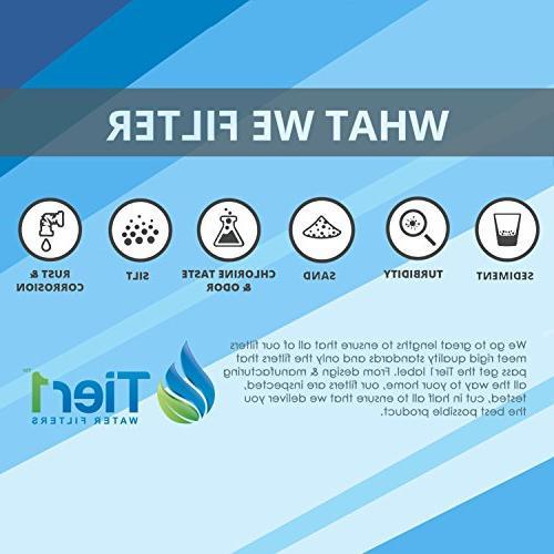 Tier1 Replacement 3US-AF01 Standard Filter 3