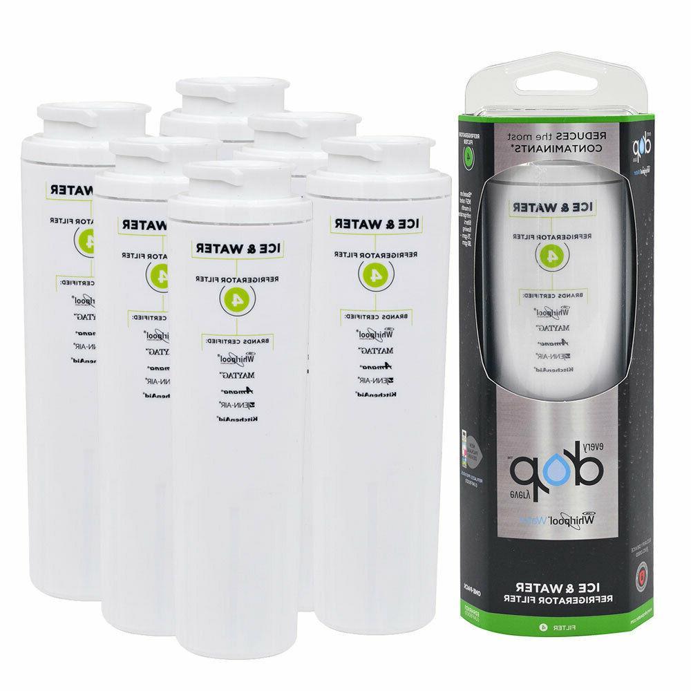 everydrop filter 4 edr4rxd1 refrigerator water ukf8001