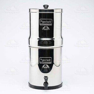 Factory Blemished Water Filter w/ Black Free Ship