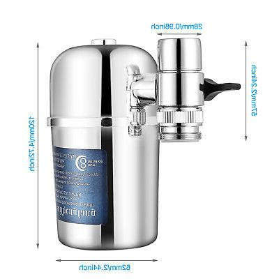 Faucet Water Kitchen Bathroom Filtration