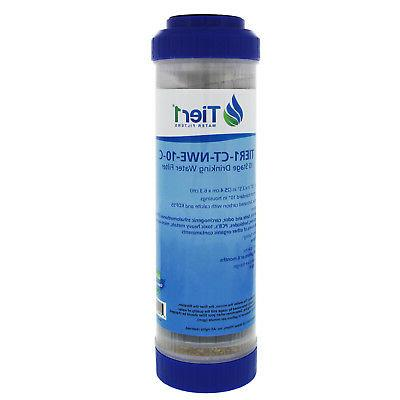 Fits 10 x 2.5 Inch 10 Stage Countertop or Undersink Replacem