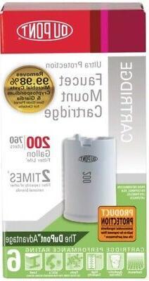 FMC300 DUPONT™ 200 Gallon Faucet Mount Filter Cartridg
