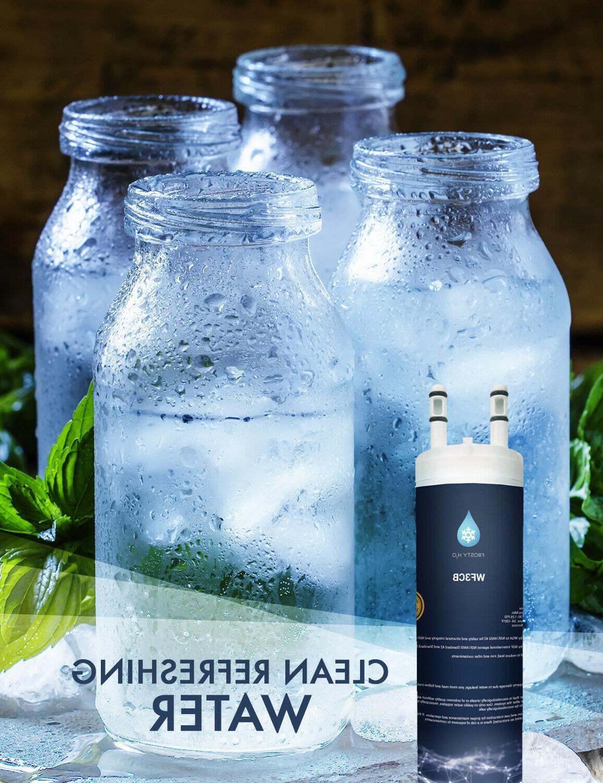 FrostyH2O Fits WF3CB Refrigerator Water Filter