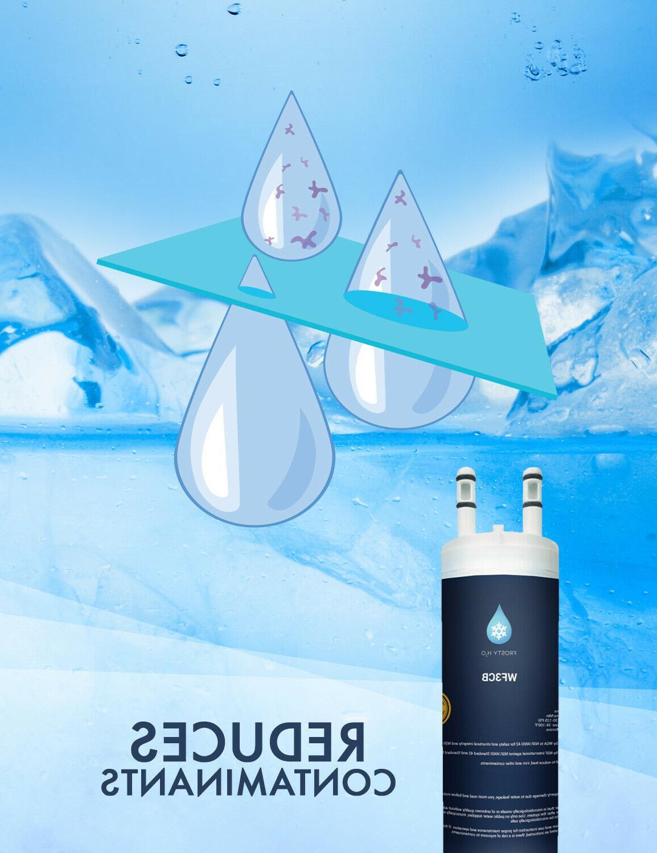 FrostyH2O Fits Pure WF3CB Filter