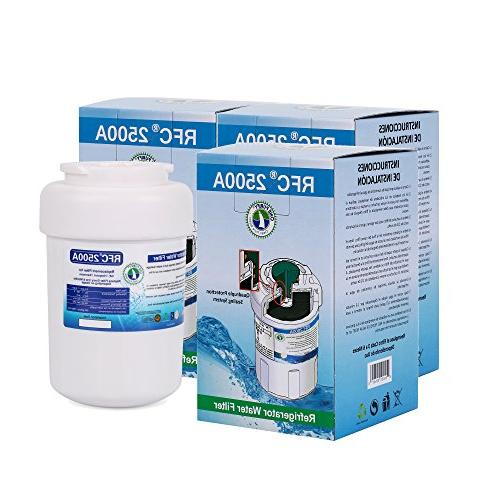 ge mwf smartwater compatible refrigerator