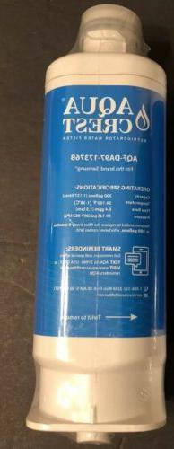 Generic Aqua Crest AQF-DA97-17376B Refrigerator Water Filter