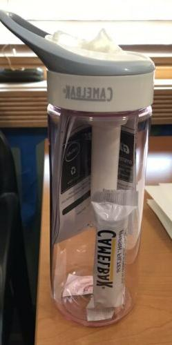 Camelbak Groove Filtered Water Bottle New Travel Airplane Bl