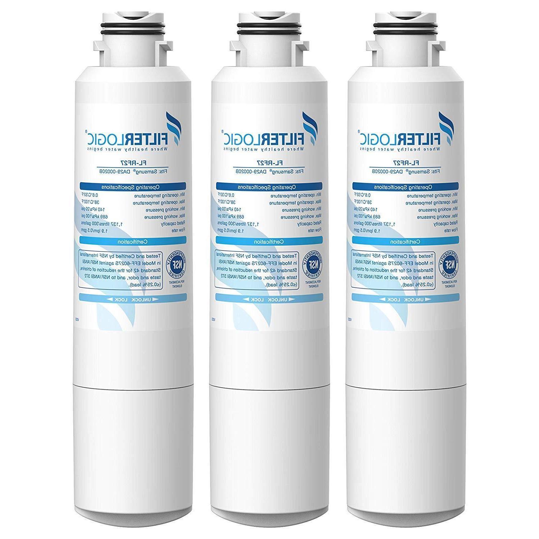 haf cin refrigerator water filter rf28hmedbsr rf4287hars