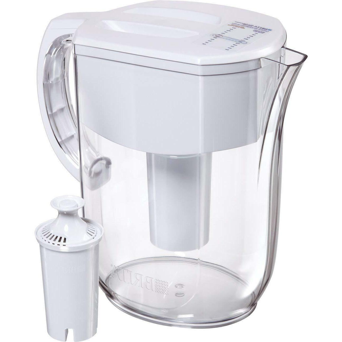 BRITA Large 10 Cup Water Filter Pitcher/plastic water filtra