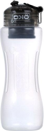 OKO H2O Level-2 Advanced Filtration Water Bottle,  ml, Carbo