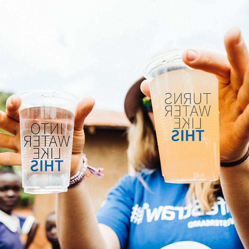 LifeStraw Filter for Camping, and Emergency Preparedness