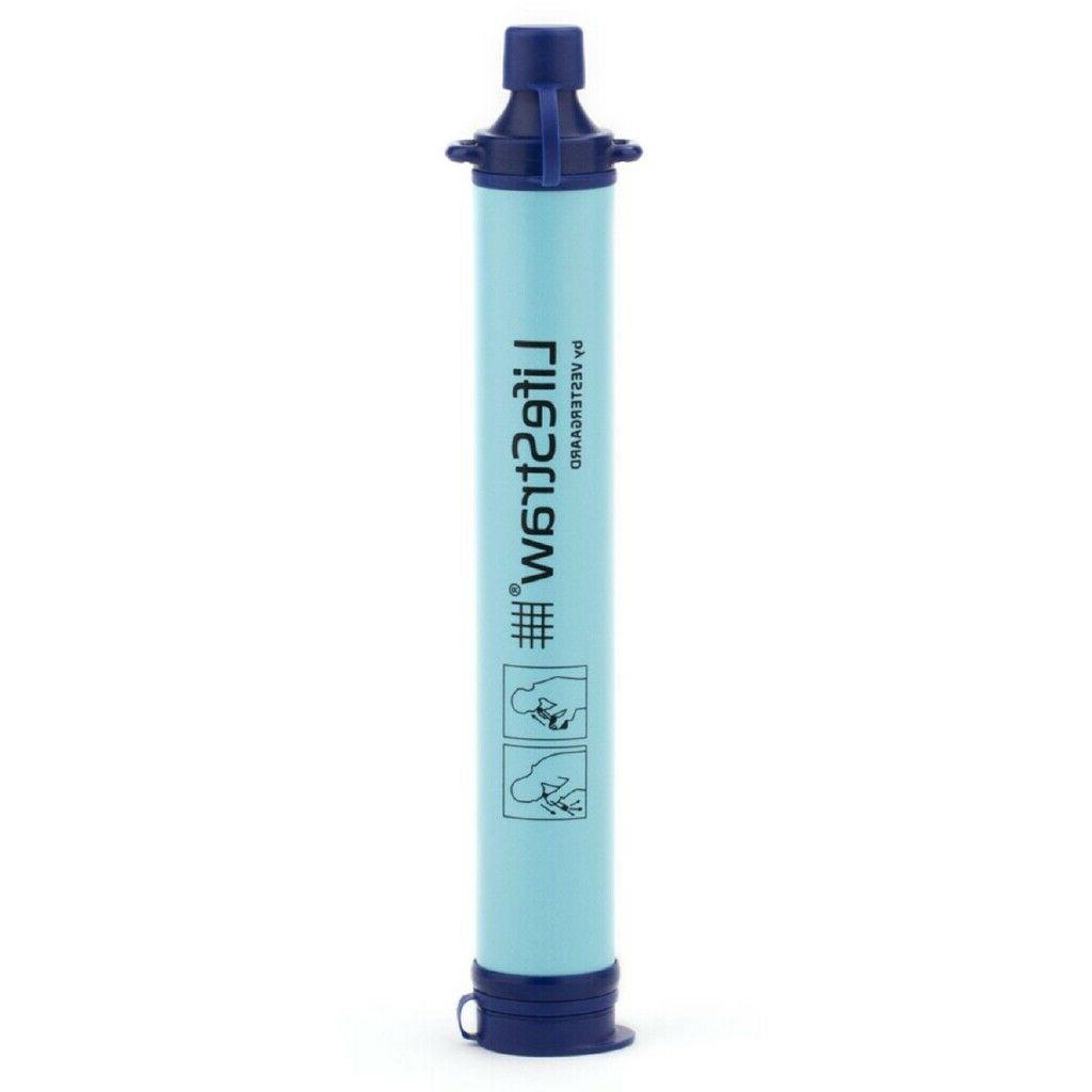 lifestraw personal water filter for hiking camping