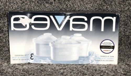mavea replacement water filter cartridges model 1001122