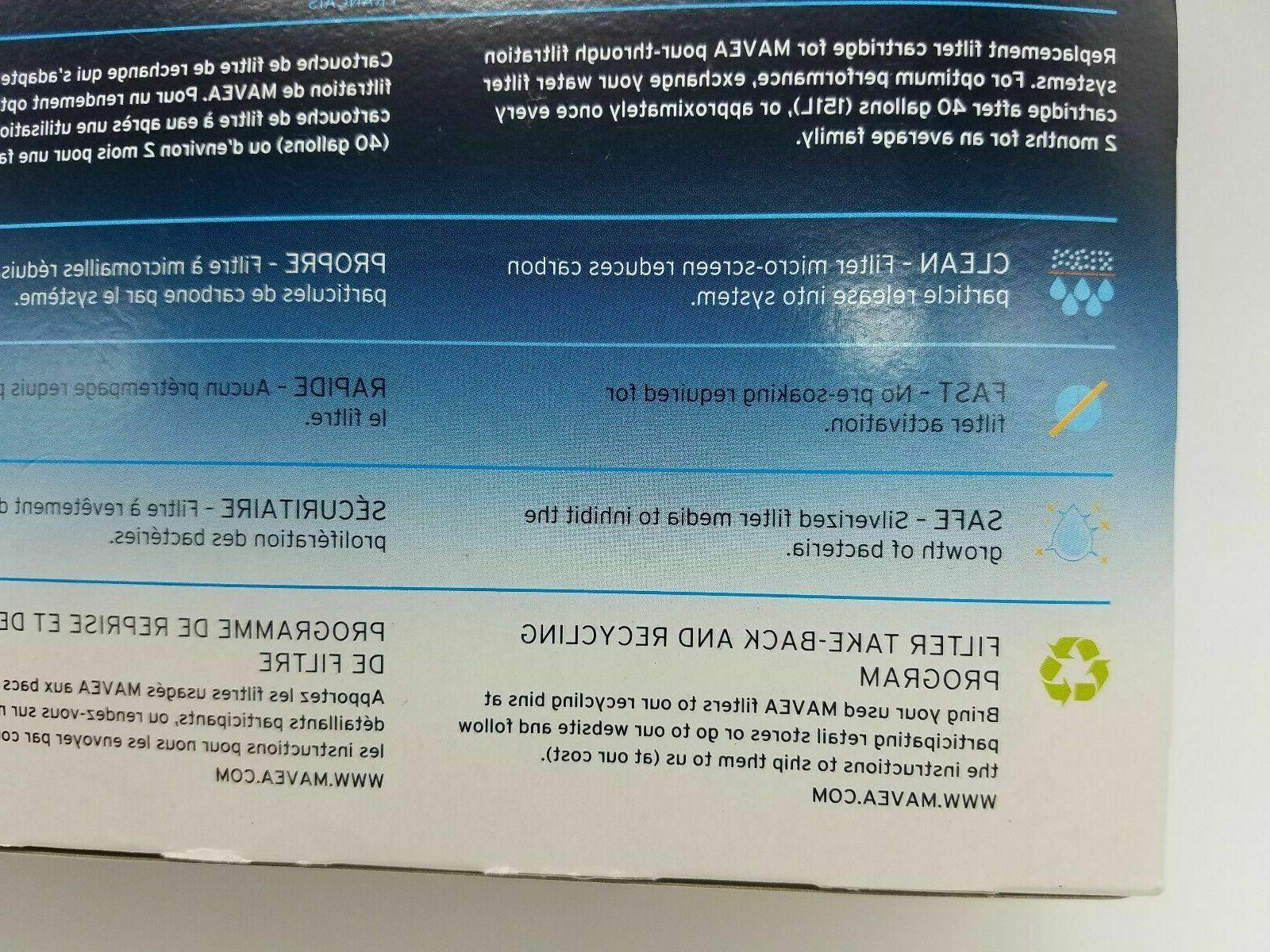 Mavea Replacement Water Filter BPA