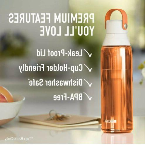 New 26 Premium with - BPA Free - Coral