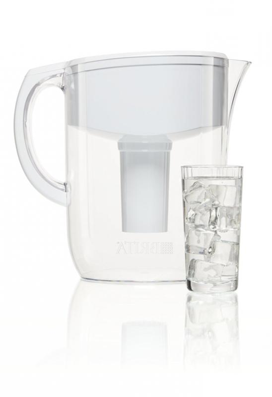 New White Brita 10 Cup Everyday Water 1 Filter