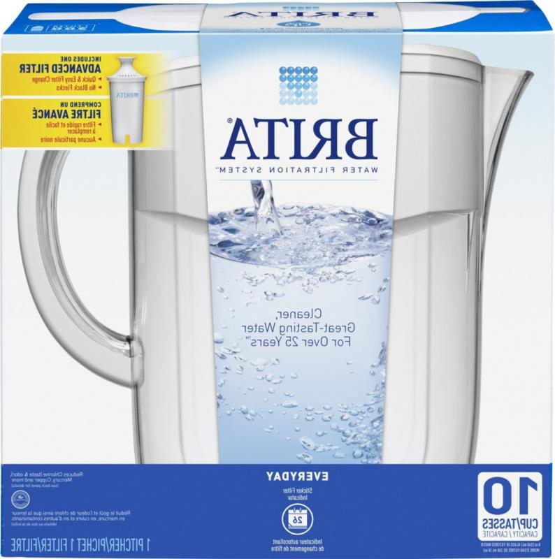 New White Cup BPA Water Filter