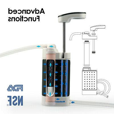 Portable Purifier Drinking Emergency