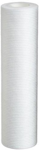 "Pentek PD-1-934 Polypropylene Filter Cartridge, 9-7/8"" x 2-1"
