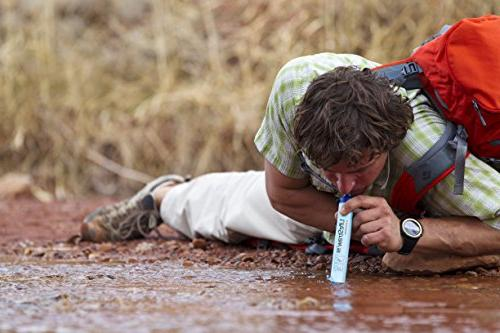 LifeStraw for Camping, and Emergency Preparedness