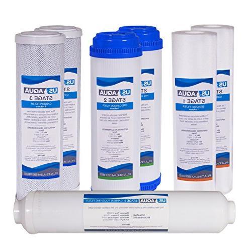 platinum series filter replacement set