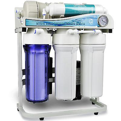 iSpring Commercial Osmosis Tankless Side-Flow Filter System