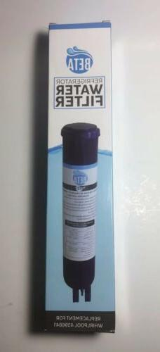 Beta Refrigerator Filter B123 Replacement  for Whirlpool 439