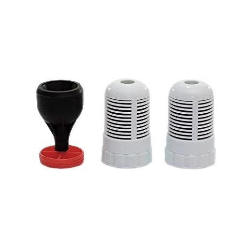Seychelle Replacement Filters for 1-40101-2 Gen 2 Water Pitc