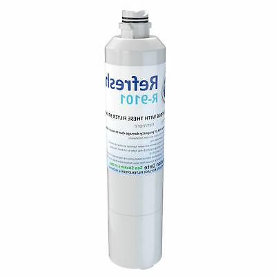 Refresh R-9101 Replacement Refrigerator Water Filter For Sam