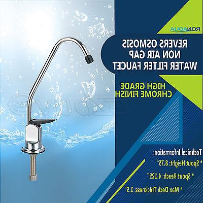 RO Reverse Osmosis Kitchen Sink Water Filter Faucet Fit Most
