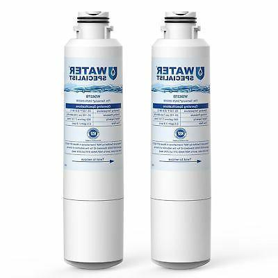 2 Pack - Water Filter for Samsung Fridge DA29-00020B HAF-CIN