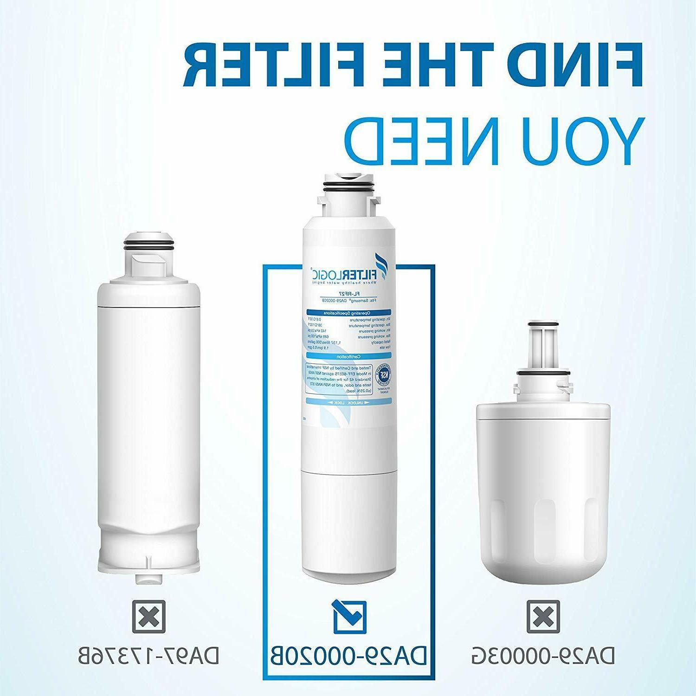 Samsung Haf-cin,Refrigerator Water DA97-08006a-1n RF28HMEDBSR