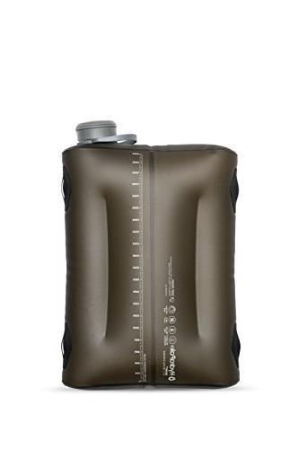 HydraPak Seeker - BPA & PVC Water - Mammoth Grey